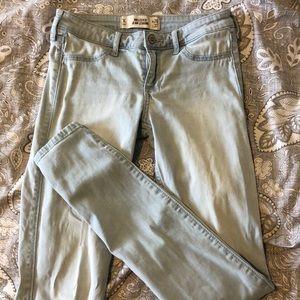 Hollister skinny jean jegging